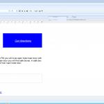Laiško klientui su reikiamais kodais vaizdas