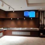 Litexpo kavinės užsakymų valdymo kliento ekranas