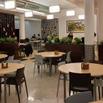 Litexpo kavinės interjeras