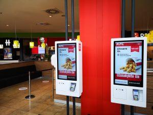 self-service kiosk r_keeper