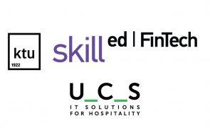 KTU SKILLed FinTech ir UCS bendradarbiavimas