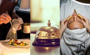 r_keeper sistema restoranui, ericsoft sistema viešbučiui, Gymgest sistema SPA