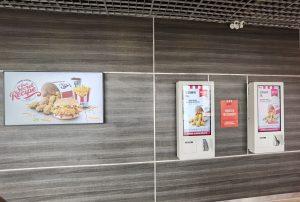 savitarnos kasos KFC RIO