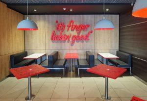 atnaujintas KFC RIO
