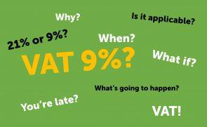 VAT 9%